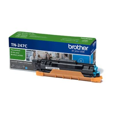 Brother TN-247 cyan eredeti toner
