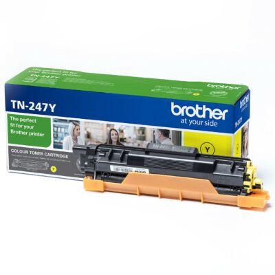 Brother TN-247 sárga eredeti toner