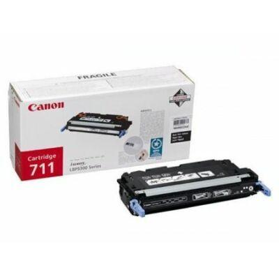 Canon CRG-711 fekete eredeti toner