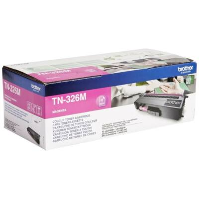 Brother TN-326 magenta eredeti toner