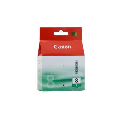 Canon CLI-8 green eredeti tintapatron