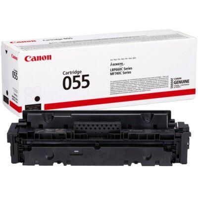 Canon CRG-055 fekete eredeti toner