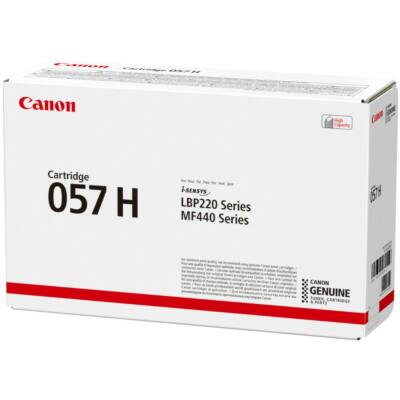 Canon CRG-057H eredeti toner