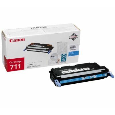 Canon CRG-711 cyan eredeti toner