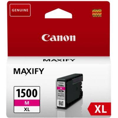 Canon PGI-1500XL magenta eredeti tintapatron