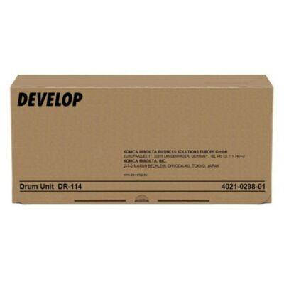 Develop DR-114 eredeti dobegység