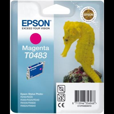Epson T0483 magenta eredeti tintapatron