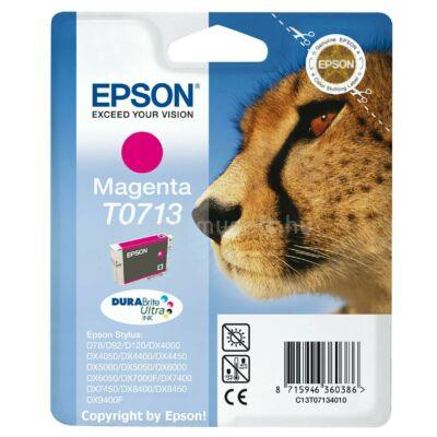 Epson T0713 magenta eredeti tintapatron