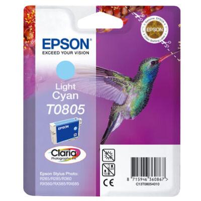 Epson T0805 light cyan eredeti tintapatron
