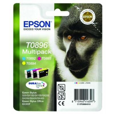 Epson T0895 [MultiPack] eredeti tintapatron