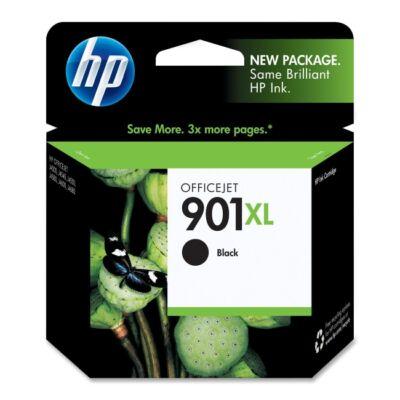 HP CC654AE No.901XL fekete eredeti tintapatron