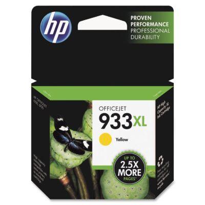 HP CN056AE No.933XL sárga eredeti tintapatron