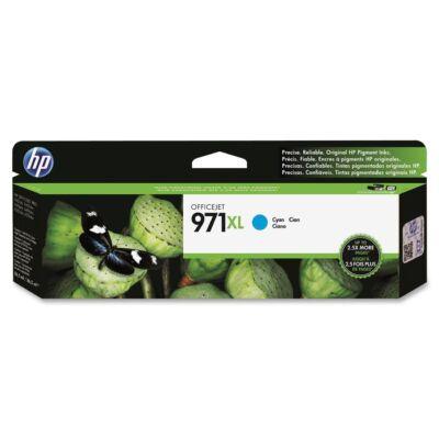 HP CN626AE No.971XL cyan eredeti tintapatron