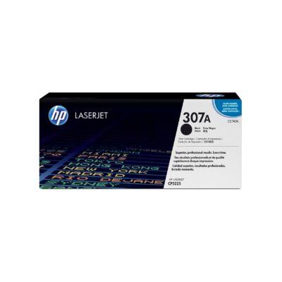 HP CE740A fekete eredeti toner