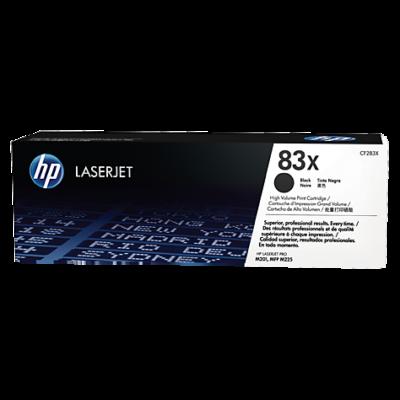 HP CF283X eredeti toner