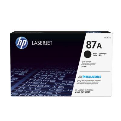 HP CF287A eredeti toner