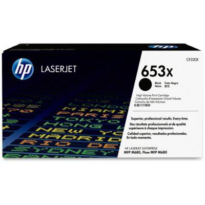 HP CF320X No.652X fekete eredeti toner