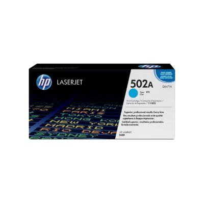 HP Q6471A cyan eredeti toner