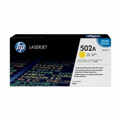 HP Q6472A sárga eredeti toner