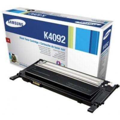 Samsung CLP-310 [CLT-K4092S] fekete eredeti toner