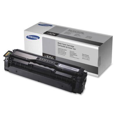 Samsung CLP-415 [CLT-K504S] fekete eredeti toner